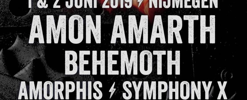 Behemoth, Monolord, Kadavar, Atreyu, Ne Obliviscaris e.a. naar FortaRock 2019