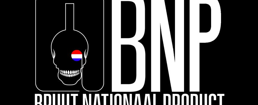 Bruut Nationaal Product maart met Magnetic Spacemen, X-Raiders, No Man's Valley, Into the Arcane en meer…