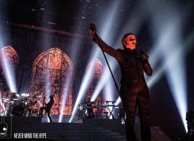 Ghost wint zielen voor de duivel tijdens mis in AFAS Live