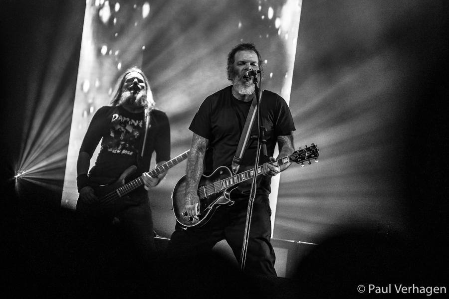 Mastodon met Scott Kelly in 013, foto Paul Verhagen