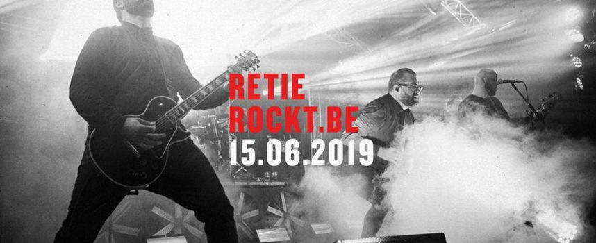 Retie Rockt 'm in 2019 weer volvettig met The Sore Losers, Sons, DeWolff, Tusky en Tangled Horns