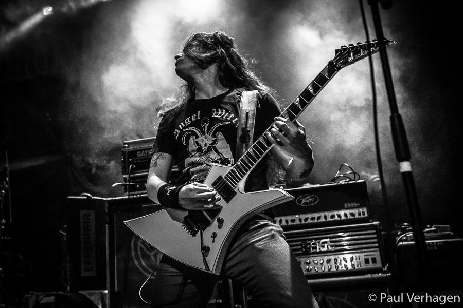 Chronosphere op Killfest, Effenaar, foto Paul Verhagen