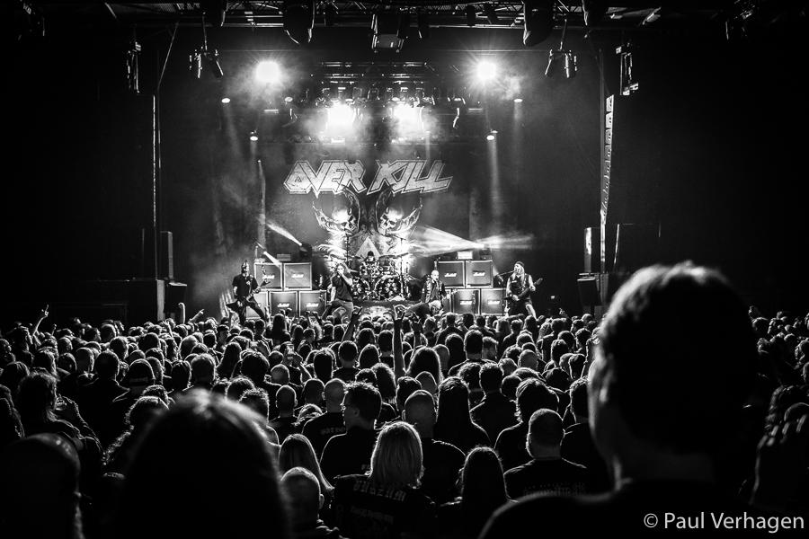 Crowd and vibe Killfest, Effenaar, foto Paul Verhagen