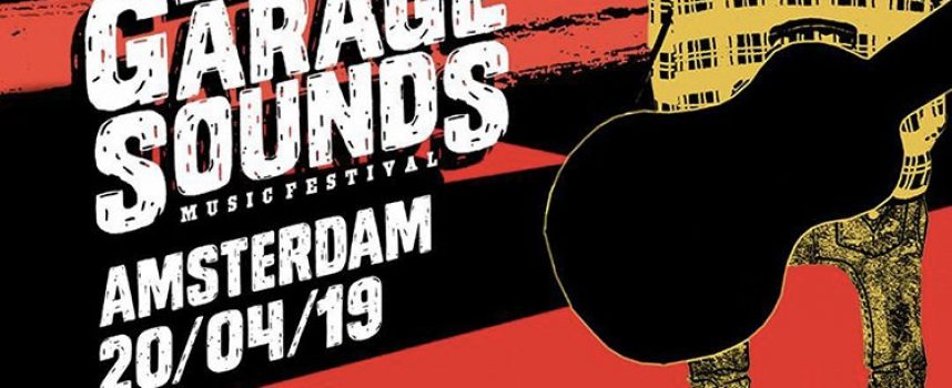 Garage Sounds festival begint Europese verovering in Nederland