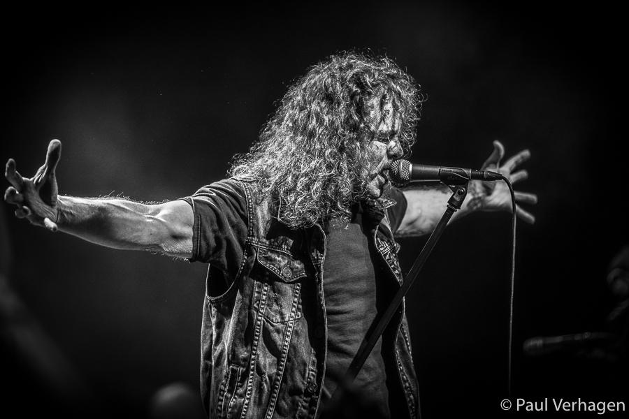 Overkill op Killfest, Effenaar, foto Paul Verhagen