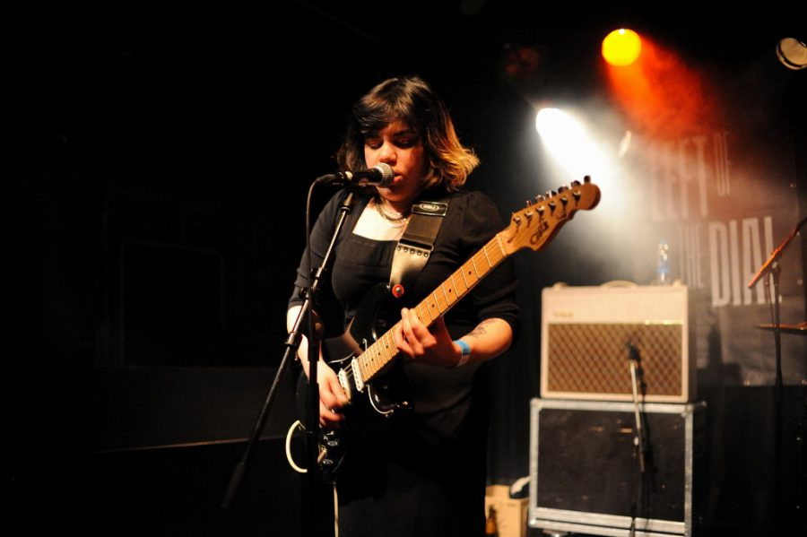Screaming Females in Rotown, foto Christel de Wolff