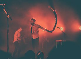 Enter Shikari in 013: Een schizofrene mix van genres die aangenaam verwart