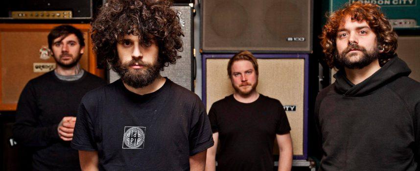 Roadburn-act Coilguns kraakt je schedel met gemene noise, hardcore en punk