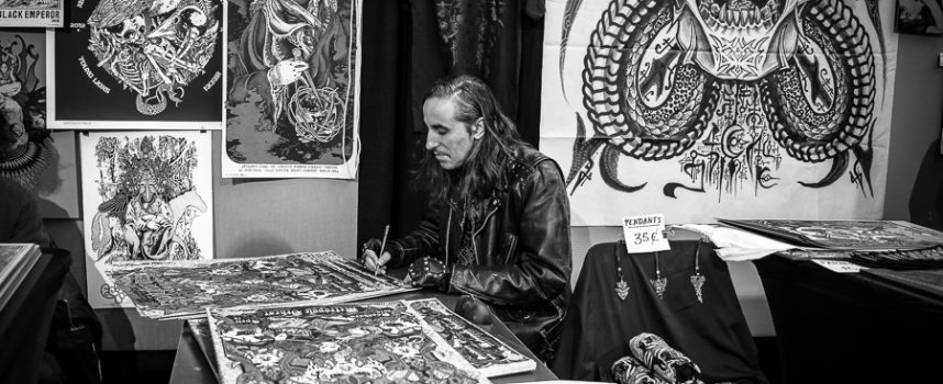 Take a pit stop with an art-inspired walk around the Roadburn festival