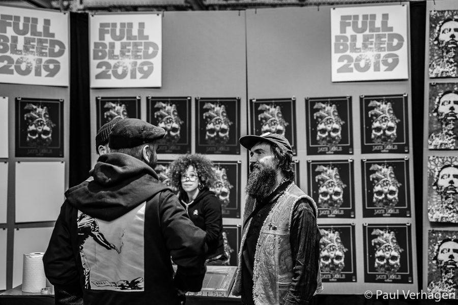 Full Bleed Expo - Photo: Paul Verhagen