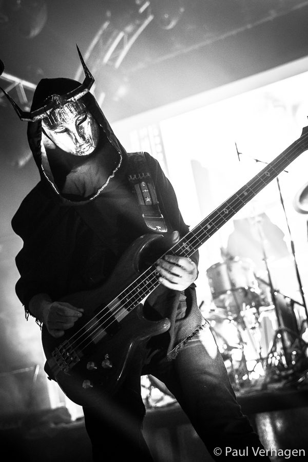 Imperial Triumphant, photo: Paul Verhagen