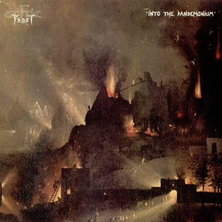 Rex Irae, the first part of the Requiem, was originally released on Into The Pandemonium, Celtic Frost's album from 1986