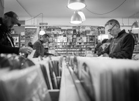 Record store day at Roadburn: is vinyl a fad after all?