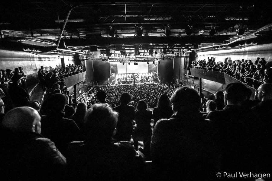 Triptycon & Metropole Orchestra at Roadburn - Paul Verhagen