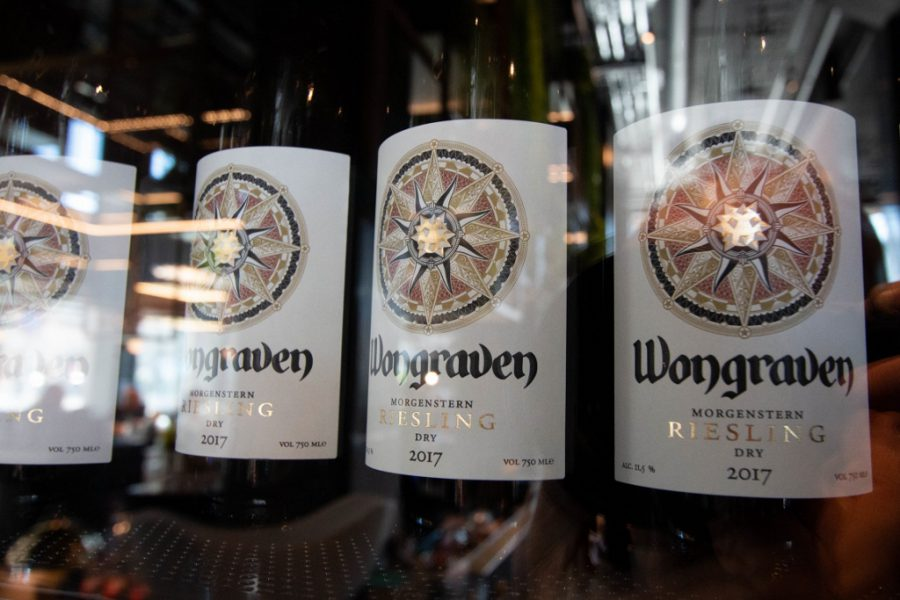 Wines produced by Satyricon frontman Satyr Wongraven, photo Mark van Schaick