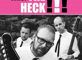Record Store Day-tip: garagerockers The Heck lanceren debuutalbum op roze vinyl