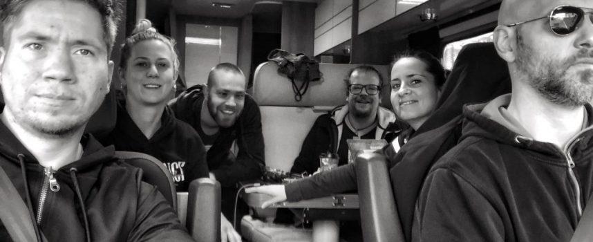 Tourblog: Lesoir met Poolse prog-sterren Riverside door Europa, DEEL 2