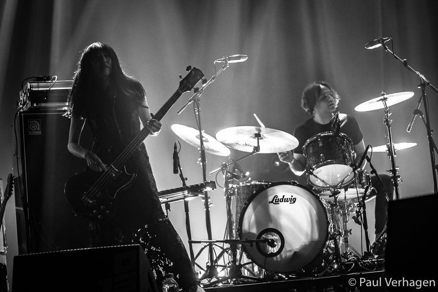 MONO and the Jo Quail Quartet at Roadburn - Photo: Paul Verhagen