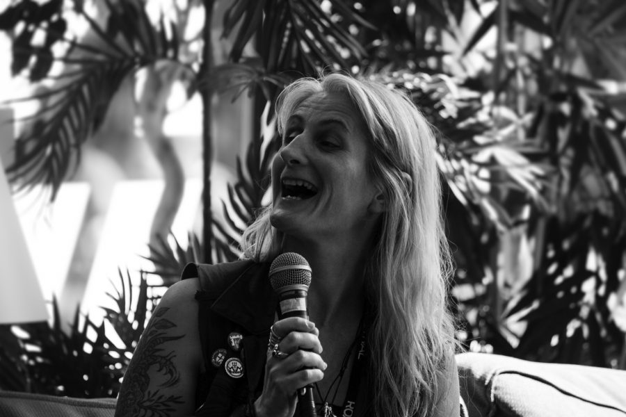 Ester Segarra, Photo: Justina Lukosiute