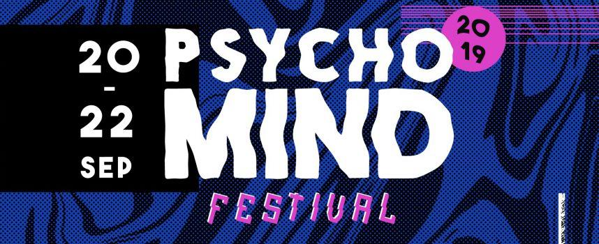 Psycho Mind 2019 maakt groot deel line-up bekend