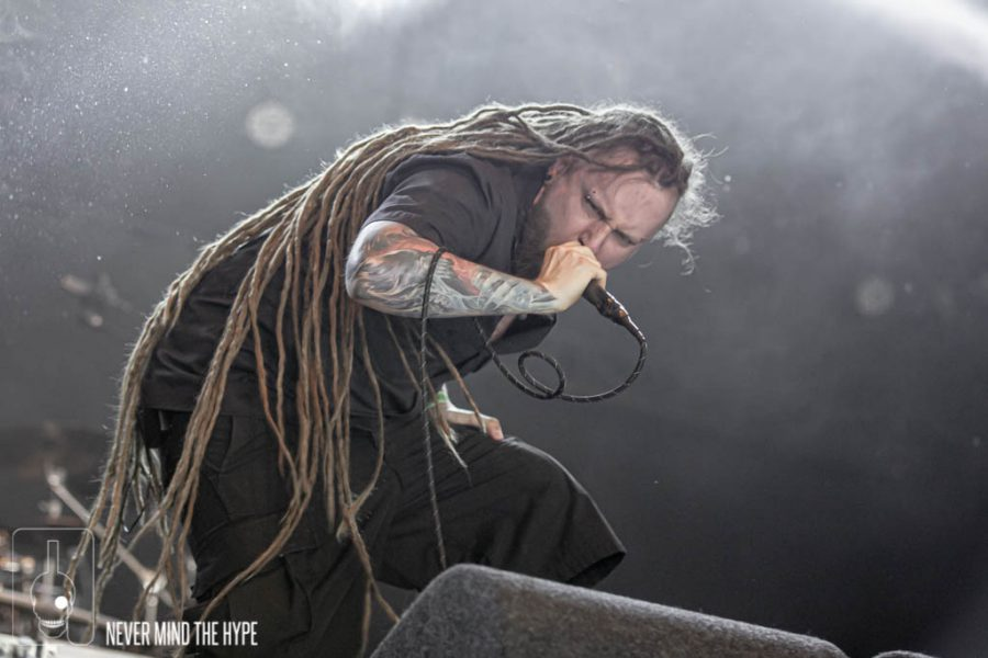 Decapitated op FortaRock, foto Rob Sneltjes