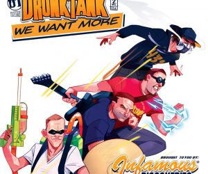 Video van de Week: Drunktank – We Want More