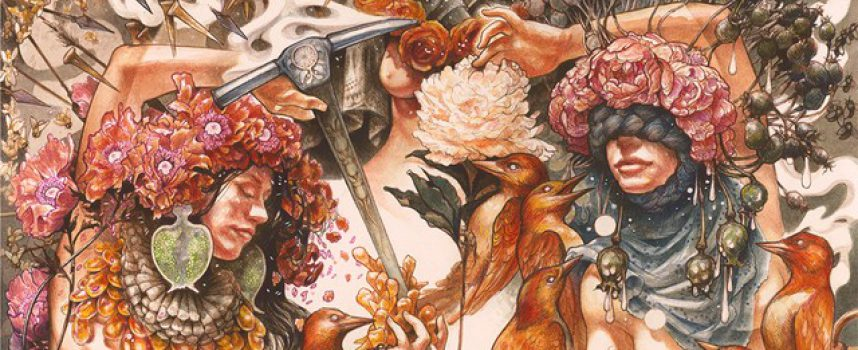 Hardhitting albumreviews: Baroness, Pelican, The Dead Cvlt en Sacri Monti