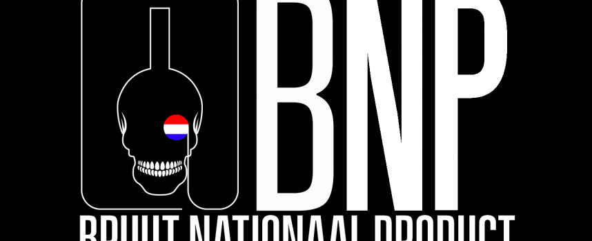 Bruut Nationaal Product oktober met Graceless, Jacklust, Degenerate, Certain Animals, 45ACIDBABIES en meer…