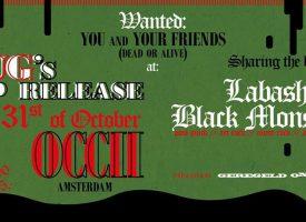Fuzzrockers BUG presenteren EP in OCCII met Black Monsoon & Labasheeda