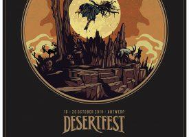NMTH tipt Desertfest Belgium, en meteen ook Into The Void