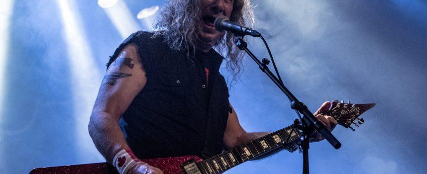Das Oktober Metalfest: overdadig pullen vullen met Death Angel, Anvil en Heidevolk