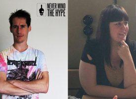 Nieuwe hoofdredacteuren voor Never Mind the Hype: Marije Heida en Merijn Siben