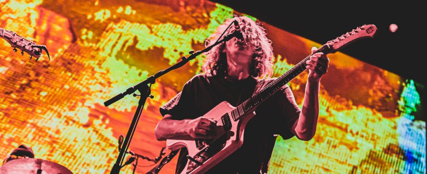 De stomende psychsymfonie van King Gizzard & The Lizard Wizard in de Ronda