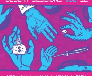 Video van de Week: Desert Sessions 11 & 12 gelanceerd met Crucifire
