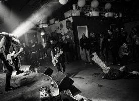 Popronde tovert Jack's Music Bar om tot natte droom voor de NMTH lezer