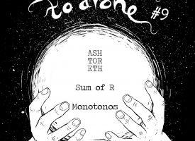 Devoted to Drone #9 presenteert speciale show van Sum of R + Ashtoreth en Monotonos in OCCII