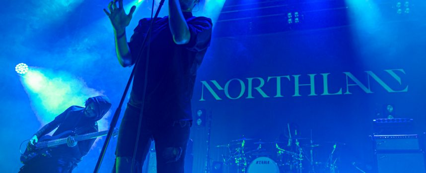 Metalcore leeft: de Australische invasie van Northlane en Polaris in Patronaat