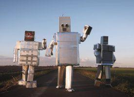Video van de Week: robots nemen het over in Automaton van Certain Animals