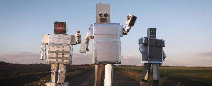 Video van de Week: robots nemen het over in Automaton van Certain Animals