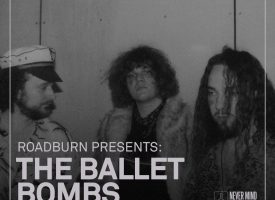 Roadburn 2020 & NMTH Presents: The Ballet Bombs