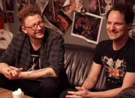 NMTH Field Report: video-interview met Cold Night For Alligators over Complexity Fest en de Deense metalscene