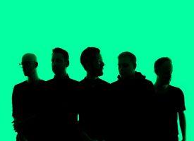 Nieuw post-rockepos ZWARTGROEN van All Shall Be Well + releaseshow Patronaat