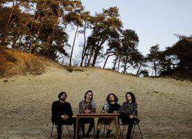 Videoprimeur: Dripping Trees met postpunkende nieuwe track Pulpa