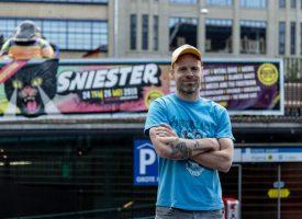 Never Mind The Lockdown, Here's… Marco van Sniester!