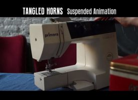 Video van de Week: Tangled Horns – Suspended Animation (quarantine version)