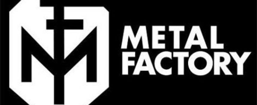 Never Mind The Lockdown, Here's… Kevin van Metal Factory!