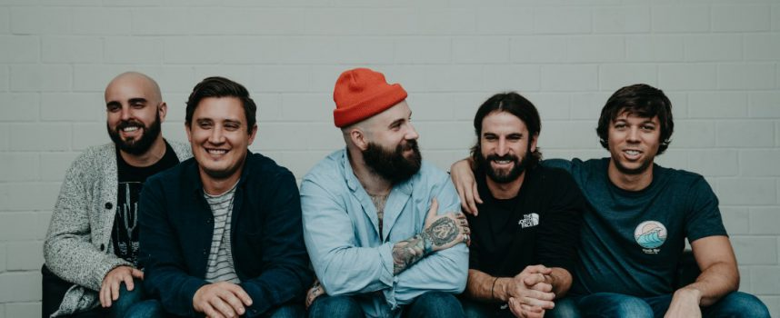Interview: August Burns Red about 'Guardians' and riot-esque circle pits in Dubai