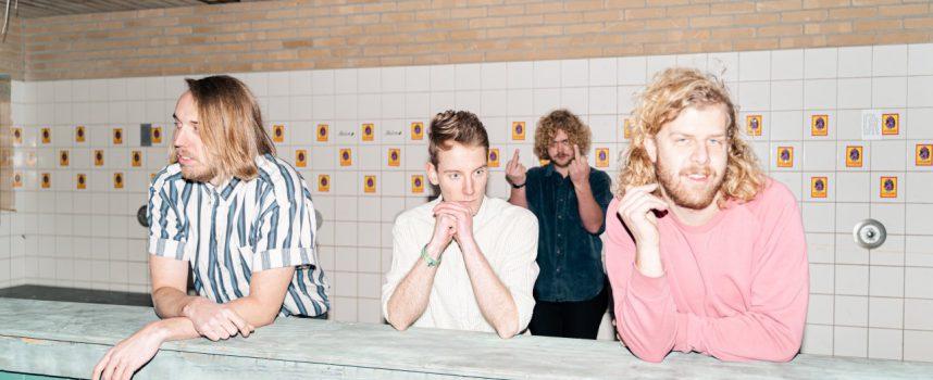 Popronde-partybeukers The Desmonds primeuren Video vd Week én Dripping EP