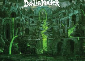 Hardhitting Albumreviews met Abysmal Dawn, The Black Dahlia Murder, Alestorm en Black Rainbows