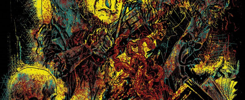 Albumreview: Exhumed / Gruesome – Twisted Horror (split)